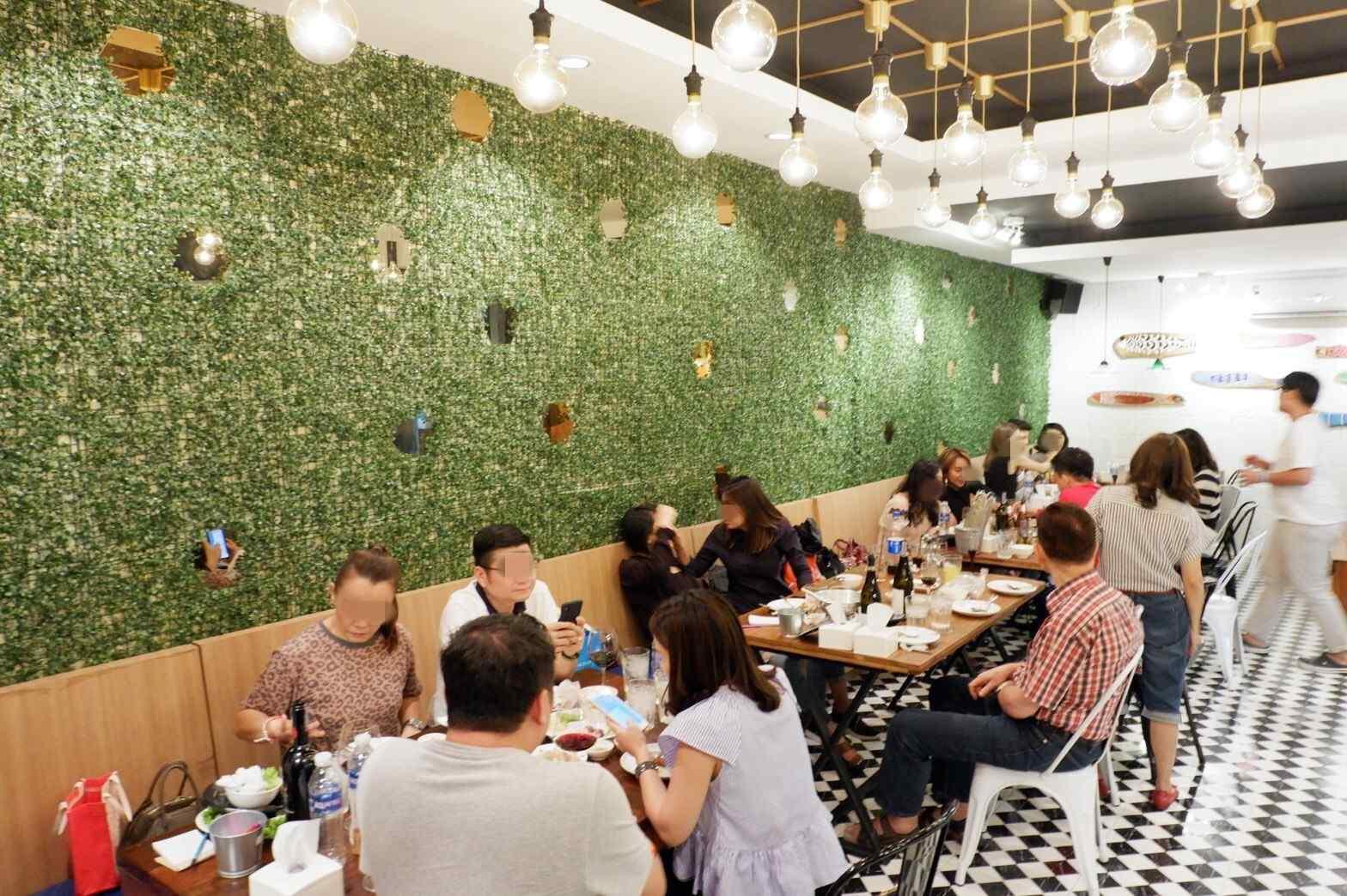 เซ้ง!! ร้านอาหาร เส้นหลังราม ( ติดม.รามและเอแบคราม)  @พระราม9 ซอย43