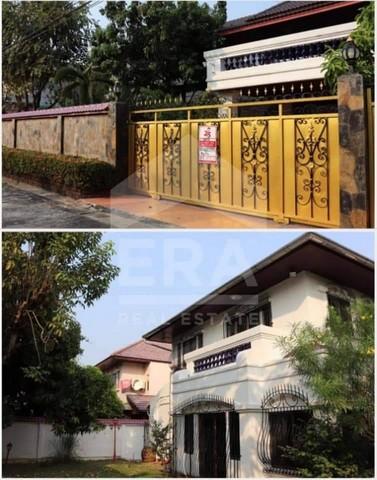ขาย บ้านเดี่ยว 2ชั้น หมู่บ้านมณียา (ท่าอิฐ) เมืองนนทบุรี 150ตร.ว.สวยน่าอยู่ ใกล้รถไฟฟ้า ใกล้ทางด่วน