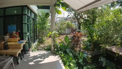 ให้เช่า บ้านสไตล์โมเดิร์น 3 ชั้น หมู่บ้านแมกไม้ รามอินทรา 103/3 ขนาด 540 ตรม. ใกล้แฟชั่น แต่งสวย