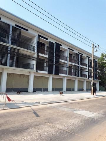 ขายโฮมออฟฟิศ 3 ชั้น ใกล้แล้วเสร็จ อุบลราชธานี ชยางกูร 42 เนื้อที่ 22 ตรว.