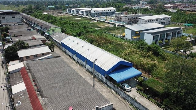 รหัสC2005   ขาย ให้เช่า โรงงานพร้อมออฟฟิศเนื้อที่ 352 ตรว.ย่านถนนเพชรเกษม