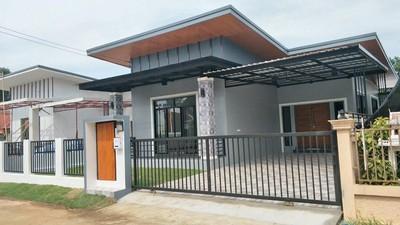 ขายบ้านเดี่ยวสร้างใหม่ สันทราย เชียงใหม่ ขนาด 61 ตรว. 3นอน 2 น้ำ  ราคาเพียง 2.35 ล้านบาท