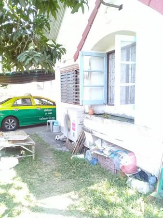 ขายบ้านเดี่ยวชั้นเดียว หมู่บ้านนคราลัย เนื้อที่  51 ตารางวา เขตหนองจอก  กรุงเทพมหานคร