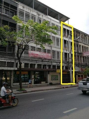 ให้เช่าอาคารพาณิชย์ 5 ชั้นใกล้ BTS บางจากเหมาะทำ โฮสเทล โรงเรียนสอนพิเศษ คลีนิคความงาม และอื่นๆ