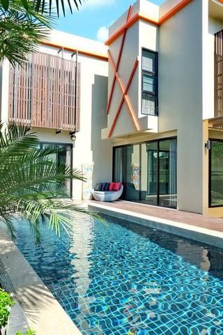 ให้เช่า บ้านพักพลูวิลล่า Central Festival Pool Villa เชียงใหม่ ห่างตัวเมืองเชียงใหม่เพียง 1กม.