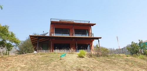 บ้านพักตากอากาศสวยพร้อมเฟอร์นิเจอร์ 300ตรว.วิวพาโนราม่า ปากช่อง นครราชสีมา