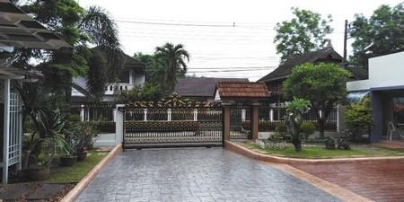 ขาย บ้านสวย แม่โจ้ เชียงใหม่ พื้นที่กว้างขวาง ริมคลองเย็นสบาย บรรยากาศดี พร้อมโฮมออฟฟิศ