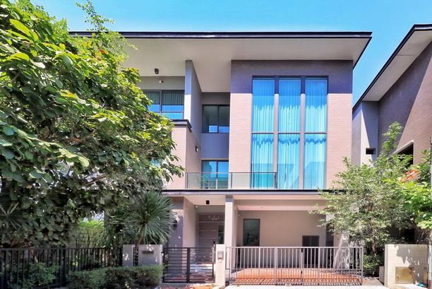 ขายบ้านเดี่ยว 3 ชั้น 59.9 ตรว. สภาพสวย ถูกที่สุดในโครงการ Soul เอกมัย-ลาดพร้าว